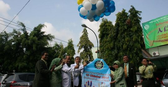 Global Hand Hygiene's Day: RS PKU Muhammadiyah Yogyakarta Commitment to Hand Hygiene